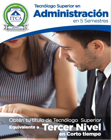 Tecnólogo Superior en Administración