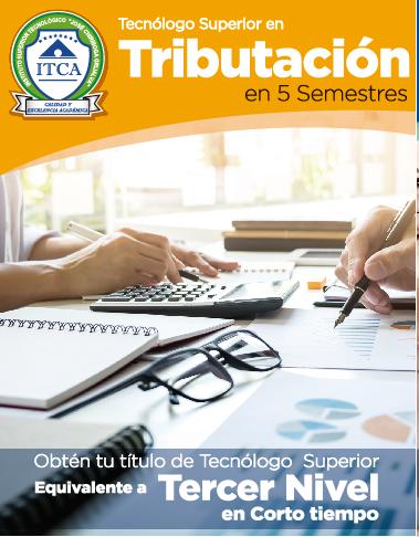 Tecnólogo Superior en Tributación