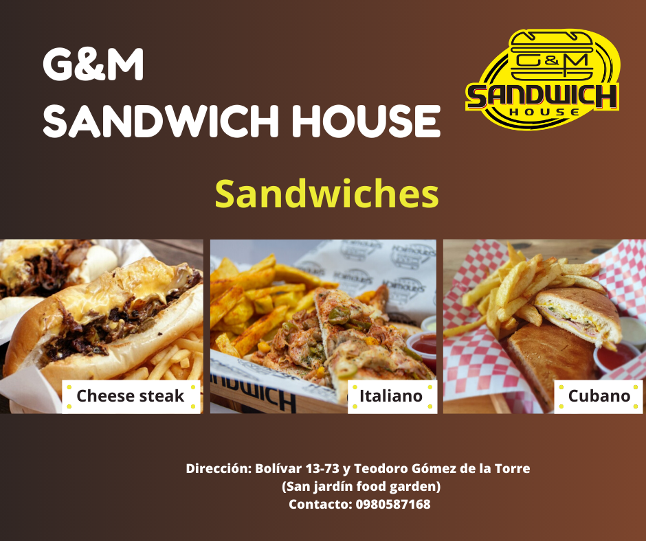 G&M SANDWICH HOUSE