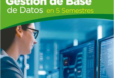 Tecnólogo Superior en Diseño y Gestión de Base de Datos